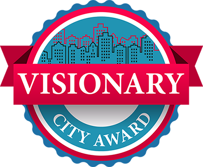 Visionary City Award Logo