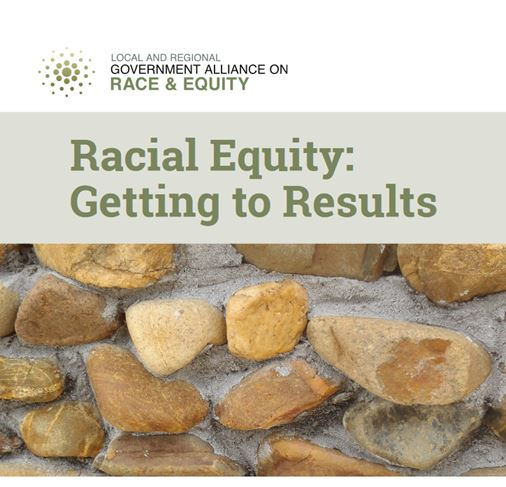 Government Alliance on Race & Equity Tools and Resources